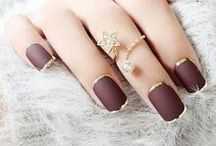 Nail Art / Unique manicure & pedicure ideas | All the latest trends in nail-art