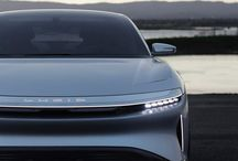 "LUCID AIR 2017 - Exterior Lights / Headlights, Dayrunninglight and Taillight of the Lucidmotors ""AIR""...It was hard work but also a great team!    © www.lucidmotors.com  #lucidmotors #exteriorlights #lucidair #innovation #exteriordesign #carlamps #showcar #conceptcar #maxklimke"