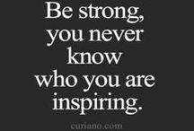 inspiring words   black / words for the soul ღ