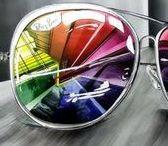 colour splash   rainbow / colour board   art • fashion • decor in grey   touch of rainbow