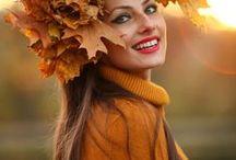 autumn maple   pantone / colour board   art • fashion • decor   Pantone Autumn 2017   Autumn Maple