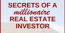 Real Estate / Buying a home, real estate investing, rental real estate, landlording, paying off mortgage tips.