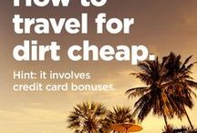 Travel / Travel tips, save money on traveling, cheap travel