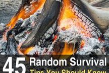 Prepping for Survival / Survival prepping skills to survive when the SHTF.