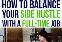 Careers / Learn to advance your career and build a side hustle.