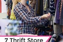 Clothing / Updating your wardrobe on a budget, plus size, cheap clothes, clothing discounts.