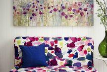 Inspiring Interiors  and Home Decor / INTERIOR : Furniture * Design * Spaces Inspiring interiors & creative spaces  #rickimountain