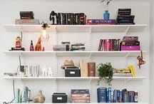 organization and storage. / organizational tips, tricks and ideas.