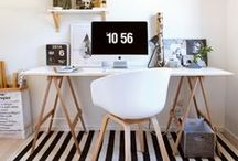 Home Office / by Life Love and Hiccups