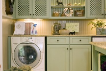 Mudroom/Laundry / by Erica Moore