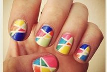 Nailed it! Manicures + Nail Art