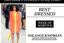 Best Dressed Style Stars