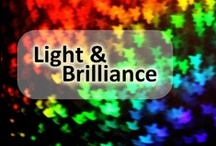 Light and Brilliance / I LOVE light and shiny objects. This board has examples of pictures that either play with light or are a source of light themselves. #light / by Claudia Alvarado