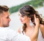 Bridal Jewelry Ideas / Bridal jewelry and hair accessories inspirations.