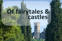 Of fairytales & castles / #fairytales #castles #romance #love #dream / by Claudia Alvarado