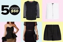 Style on the Cheaps -  Fashion Under Fifty