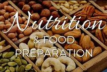 Real Food Nutrition & Food Preparation / Food is the first medicine. Learn techniques for preparing whole food, maximizing nutrition, which foods can heal your body, and how some foods and food ingredients can damage your health. / by Small Footprint Family