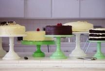 Cake Pedestals