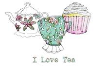 All Things Tea Illustrated