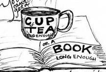 FoR ThE LoVe oF TeA aNd BooKs