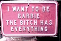 Barbie / by Julie Kretschmer