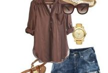 Styles and Fashions I like / by Jennie Sandoval Sanders