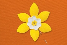 Daffodil Notes / We created these notes of encouragement in honour of Daffodil Month to share with all of our cancer fighters. Repin and support Canadians with cancer.