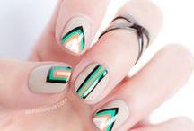 Nails. / We absolutely love pretty nails. Here is a collection of the hottest nails about, how to get these looks and more.