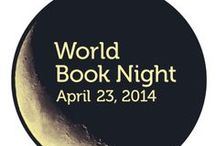 World Book Night 2014 / World Book Night is an annual celebration dedicated to spreading the love of reading, person to person.  Each year on April 23 –Shakespeare's birthday– tens of thousands of people in the U.S. go out into their communities and give a total of half a million free World Book Night paperbacks to light and non-readers.  For more information about World Book Night, or to sign up to be a book giver, please visit http://www.us.worldbooknight.org