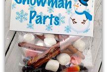 Snowman Party Ideas / WinterTime Fun