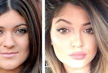Pretty becomes beautiful / Plastic surgery tweaks