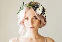 Wedding Hair & Makeup / by Elle McNamara
