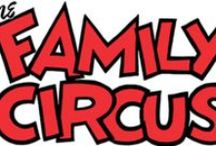 """""""The Family Circus"""" / Out of the mouth of babes . . ."""