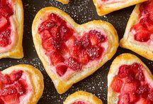Strawberry Delight / Recipes