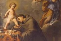 Sant'Antonio da Padova - iconografia