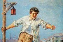 Impegno civile nella pittura italiana dell'Ottocento