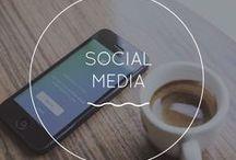 SOCIAL MEDIA / Tips + advice for managing social media accounts