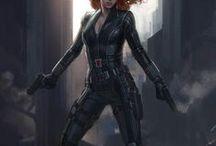 Black Widow / about black widow