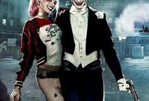 joker with his girlfriend