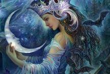 Mystika a fantazie