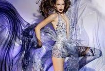 Romantic dress . . . .