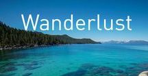 Wanderlust / Can we go there, please?!