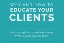 Get More Clients / book more clients, sales funnels, keeping clients, grow your business, firing clients, all about clients, get more design clients, get more coaching clients, find more clients, client referrals, client relationships, client tips, client management, book new clients, client onboarding, find more clients for your business