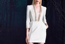 sukienki / Na tej tablicy znajdziecie sukienki najlepszych marek zagranicznych, takich jak Elisabetta Franchi czy Phillipp Plein.