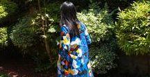 Zuri   Geometrics / Bold, beautiful, geometric print Zuri Dresses