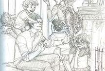 Harry Potter family