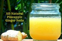 Beverages & Drinks / All pins are from Nourished Living Network members. If you are interested in joining NLN please visit www.nourishedlivingnetwork.com/join-us/