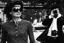 Jacqueline Kennedy Onassis / by Katja Anderson