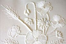 ▲ DIY: EMBROIDERY