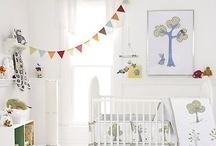 Baby room / by Cara Giliomee Dyeremose